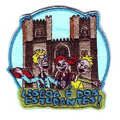 emblema lisboa estudantes