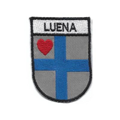emblema luena brasao