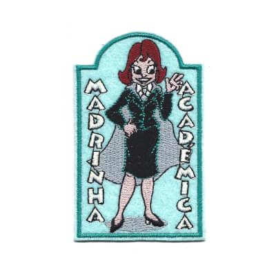 emblema madrinha academica