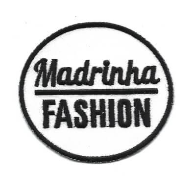 emblema madrinha fashion