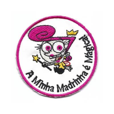 emblema madrinha magica