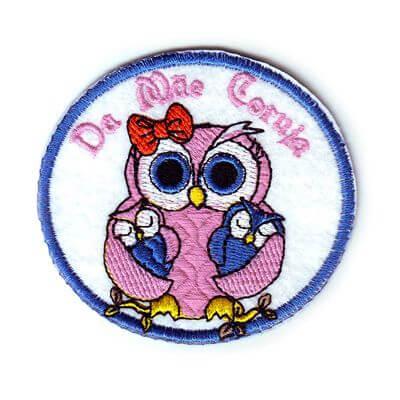 emblema mae coruja