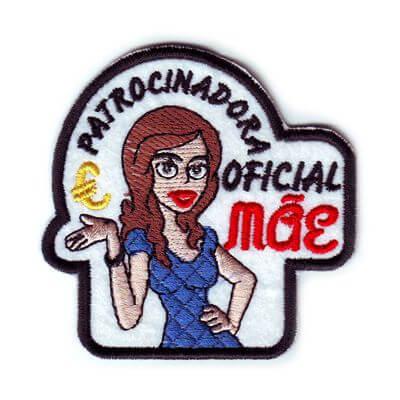 emblema mae patrocinadora oficial