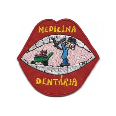 emblema medicina dentaria