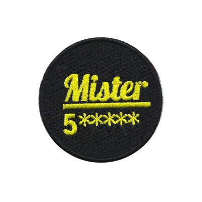 emblema mister 5 estrelas