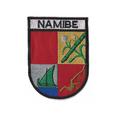 emblema namibe brasao