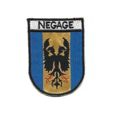 emblema negage brasao
