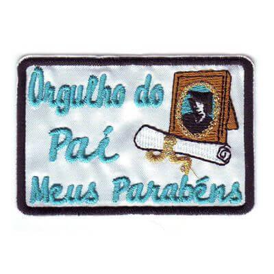 emblema orgulho pai