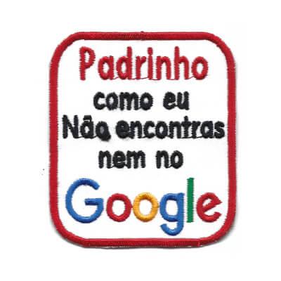 emblema padrinho google