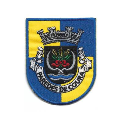 emblema paredes de coura brasao 1