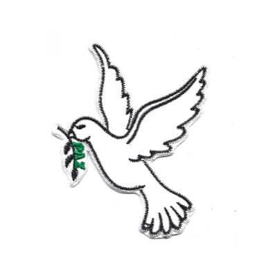 emblema pomba da paz