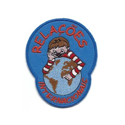 emblema relacoes internacionais