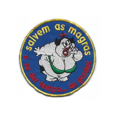 emblema salvem as magras