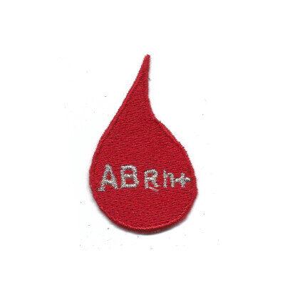 emblema sangue abrh