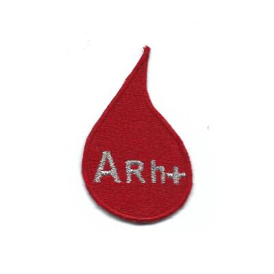 emblema sangue arh