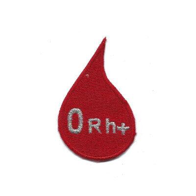 emblema sangue orh
