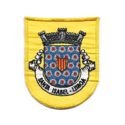 emblema santa isabel lisboa brasao 1