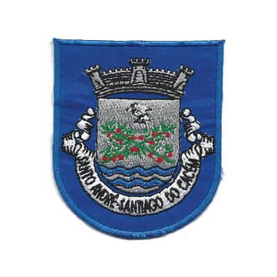 emblema santo andre santiago do cacem brasao 1