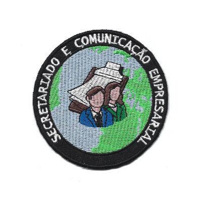 emblema secretariado e comunicacao empresarial