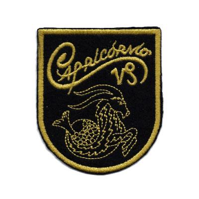 emblema signo capricornio