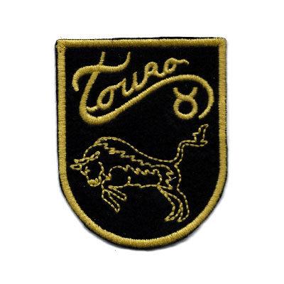 emblema signo touro
