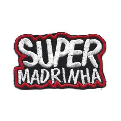 emblema super madrinha 4