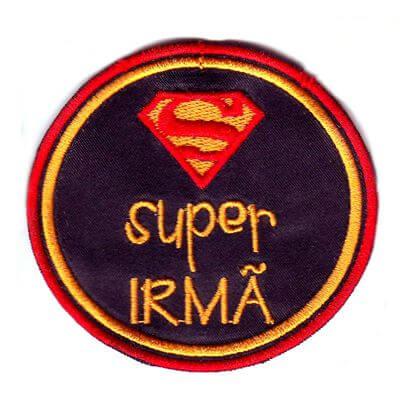 emblema super irma
