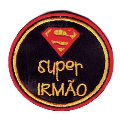 emblema super irmao