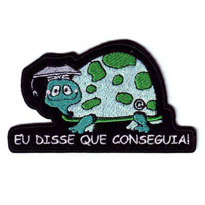 emblema tartaruga finalista