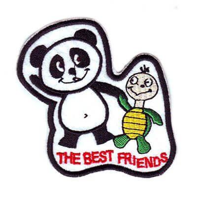 emblema the best friends