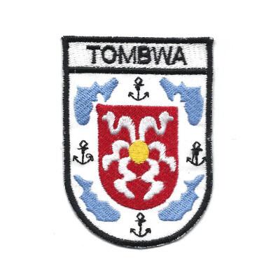 emblema tombwa brasao