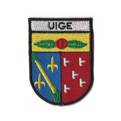 emblema uige brasao