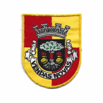 emblema vendas novas brasao 1