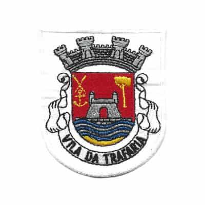 emblema vila da trafaria brasao 1