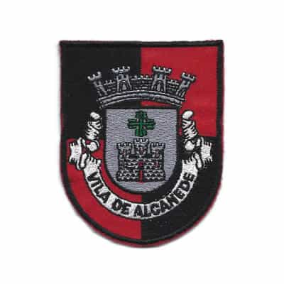 emblema vila de alcanede brasao 1