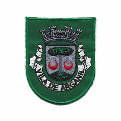 emblema vila de arganil brasao 1