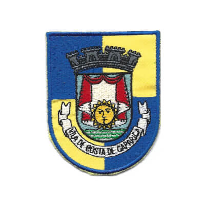 emblema vila de costa de caparica brasao