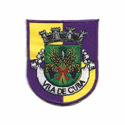 emblema vila de cuba brasao 1