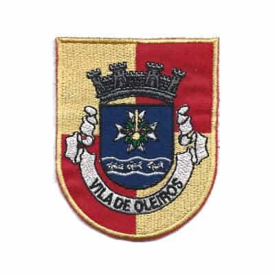 emblema vila de oleiros brasao 1