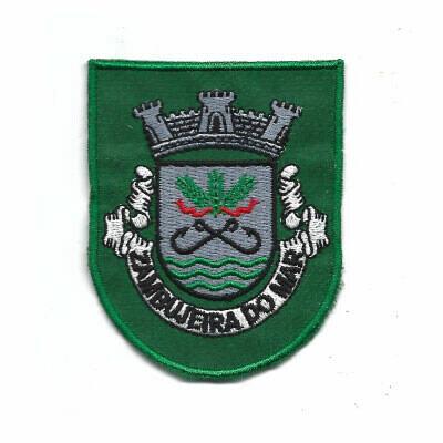 emblema zambujeira do mar brasao