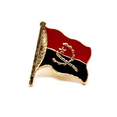 pin bandeira ang