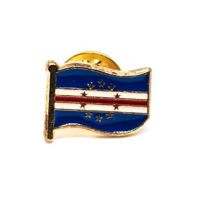 pin bandeira cv