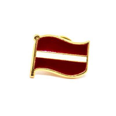 pin bandeira lv