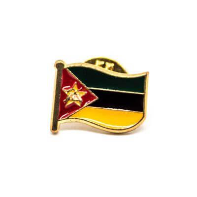 pin bandeira mb