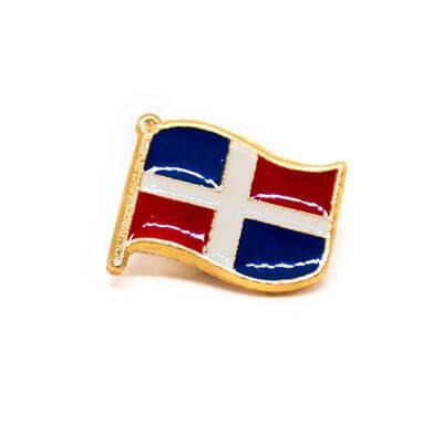 pin bandeira rd