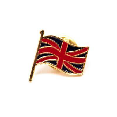pin bandeira uk