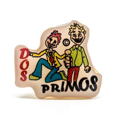 pin dos primos