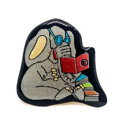 pin elefante ler