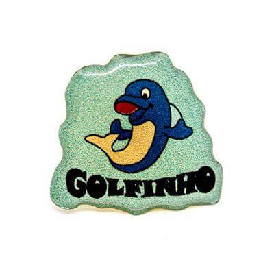 pin golfinho