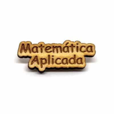 pin madeira matematica aplicada